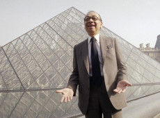 Morre aos 102 anos arquiteto que projetou pirâmide do Louvre