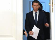 Governo da Áustria racha em meio a escândalo de corrupção