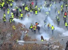 Governo francês descarta decretar estado de emergência em meio à onda de protestos