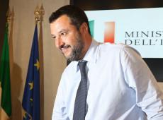 Governo da Itália racha e partido de vice-premiê Salvini pede novas eleições