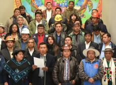 Sindicatos se mobilizam para defender resultados que dão vitória a Evo na Bolívia