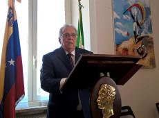 Embaixada da Venezuela na Itália é impedida por sanções de pagar salários e aluguel