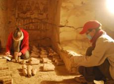 Brasileiros lançam olhar antropológico sobre tumba no Egito
