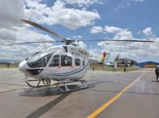 Bolívia: Helicóptero que transportava Evo Morales sofre falha mecânica