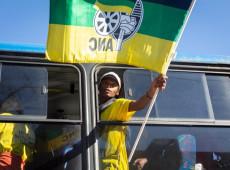 Partido CNA vence eleições na África do Sul por maioria absoluta
