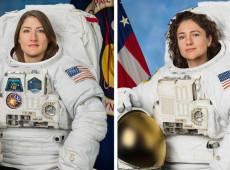 Equipe 100% feminina vai para o espaço pela primeira vez na história da Nasa