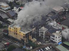 Incêndio criminoso em estúdio de animação no Japão deixa 33 mortos