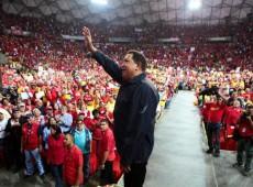 Chávez revela que chegou a cogitar sucessor em razão de câncer