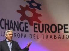 El vicepresidente de Bolivia imparte una lección magistral a los dirigentes de la izquierda europea
