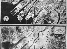 Hiroshima e Nagasaki nunca mais!