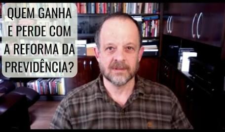 #AOVIVO - 20 Minutos Nacional: Quem ganha e perde com a reforma da Previdência?