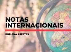 Notas internacionais: Uruguai denuncia interferência dos EUA a favor da oposição nas eleições de outubro