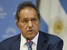 Alberto Fernández confirma Daniel Scioli como embaixador da Argentina no Brasil