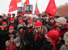 Mais da metade dos russos enxerga Stalin de forma positiva, indica pesquisa