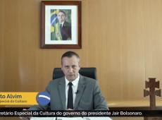 Após fala de Alvim, embaixada da Alemanha critica 'banalização do nazismo'
