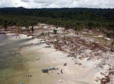 Tsunami atinge a Indonésia e deixa pelo menos 200 mortos