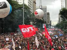 Petroleiros e estudantes se somam à greve geral do dia 14