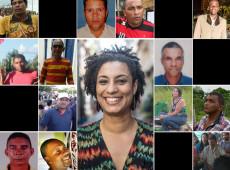 Não é só Marielle: conheça mais 24 casos de lideranças políticas mortas nos últimos quatro anos