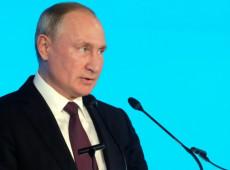 Putin diz que países do BRICS devem revitalizar laços econômicos