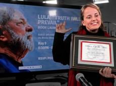 Em Nova York, Lula é homenageado com título de 'Personalidade do Ano'