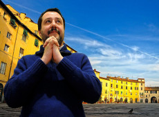 M5S votará por processo contra Salvini por sequestro, abuso de poder e prisão ilegal