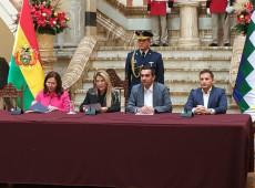 Governo autoproclamado da Bolívia expulsa diplomatas do México e da Espanha