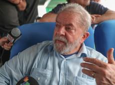 Ex-presidente Lula concede entrevista ao jornalista Bob Fernandes