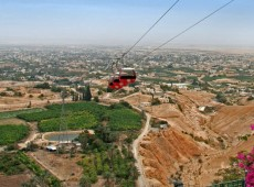 Palestina investe no turismo como alternativa para paz