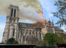 Notre-Dame: as fake news que tentaram instrumentalizar a tragédia