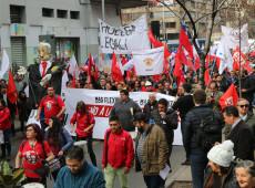 Chile: Sindicatos convocam greve geral contra neoliberalismo de Piñera