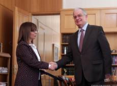 Conheça Ekaterini Sakellaropoulou, primeira mulher eleita presidenta da Grécia