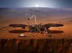 Primeiro terremoto é detectado em Marte