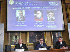 Nobel de Física para pesquisas que ampliaram a compreensão do universo