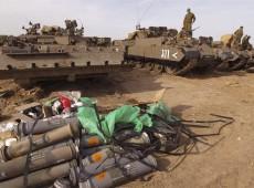 Tropas israelenses estão prontas para expandir ofensiva a Gaza, diz primeiro-ministro