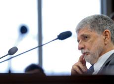 Saída do Brasil da Unasul é parte do projeto de submissão total a Washington, diz Celso Amorim