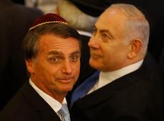 Bolsonaro fala em abrir escritório de negócios do Brasil em Jerusalém