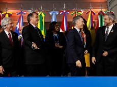 Bolsonaro deixa presidentes sem reação com provocações e gafes em discurso na Cúpula do Mercosul