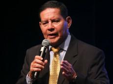 Mourão vai a reunião na Colômbia para discutir crise na Venezuela