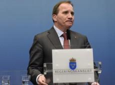 No cargo há 3 meses, premiê da Suécia renuncia após extrema-direita rejeitar orçamento
