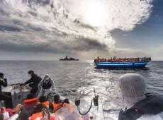 Migrantes pedem indenização à Itália por bloqueio de navio