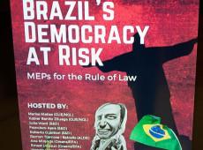Eurodeputados lançam manifesto contra Bolsonaro