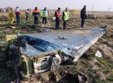 Irã autoriza participação de ucranianos na análise da caixa-preta do Boeing que caiu em Teerã