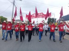 Camponeses realizam greve contra governo de Lenín Moreno no Equador