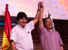 Evo apresenta candidato do MAS à presidência e promete resgatar a democracia na Bolívia