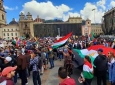 Colômbia: sindicatos, estudantes e indígenas se mobilizam em nova greve geral contra Duque