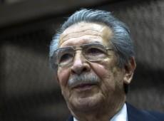 Mostramos à sociedade que é possível fazer justiça, diz juíza que condenou ex-ditador da Guatemala