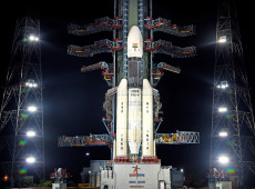Índia cancela missão espacial minutos antes do lançamento