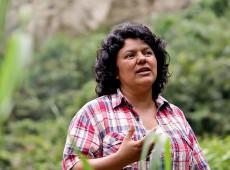 Justiça de Honduras determina penas de até 50 anos de prisão para assassinos de Berta Cáceres