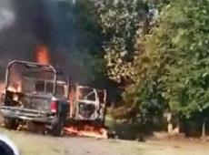 Ataque contra policiais deixa 14 mortos no México