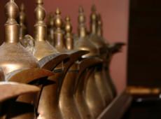 Cultura do café árabe é estudada por museu de Santos